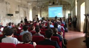 Sessione di apertura del SUM2014, Seconda edizione del Simposio sulle Risorse Urbane